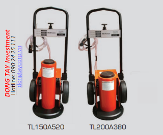 TOUGHLIFT JACKING SYSTEMS Hi-Force TL