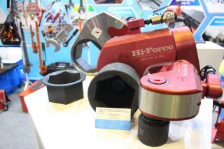 Hydraulic torque wrenches Max 37,000 Nm